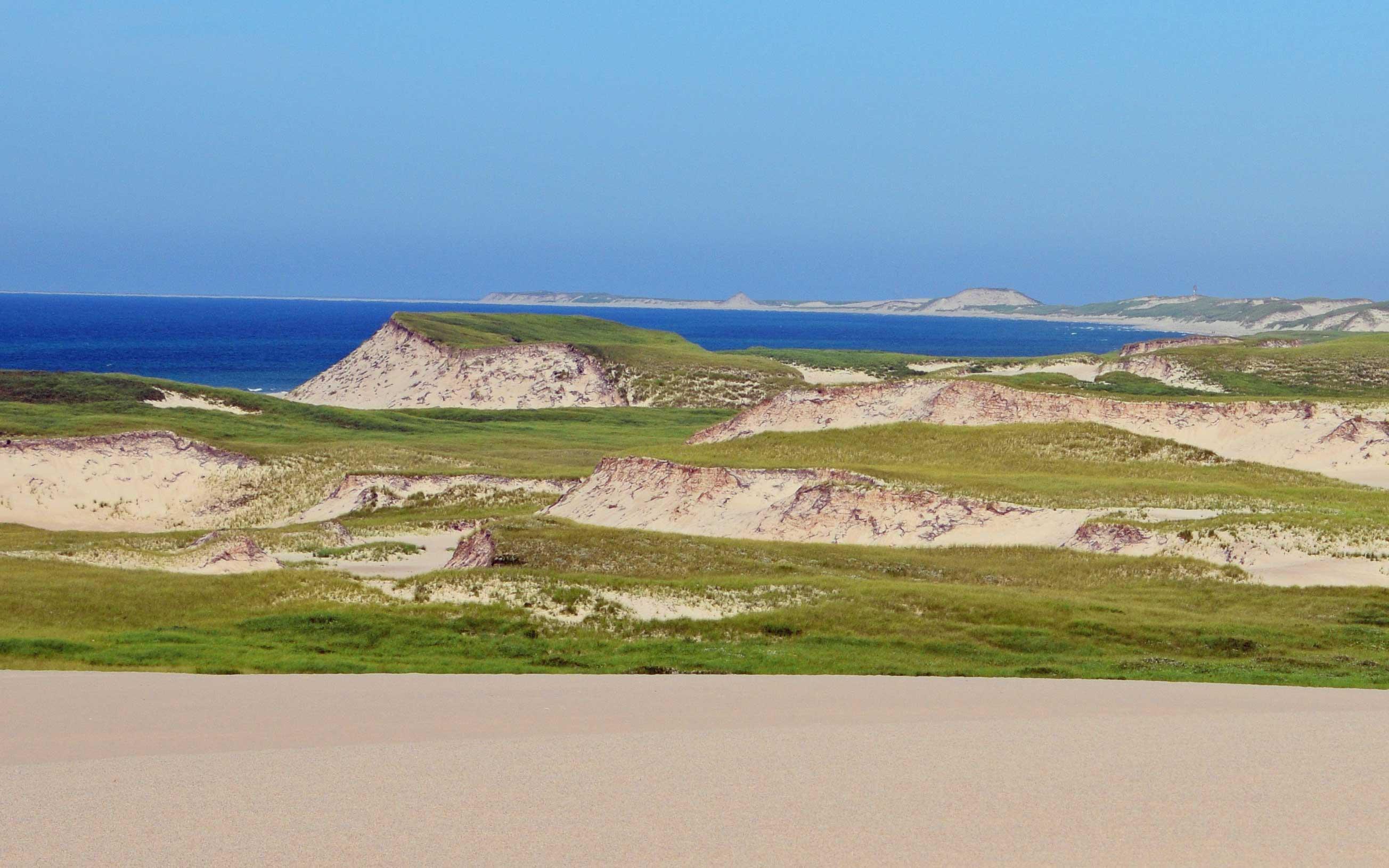 Sable Island crescent